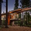 Luxury Mountain HomeFlashingMid-Century Modern Appeal
