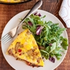 Recipe: Frittata with Potato, Red Pepper & Gouda — Vegetarian Dinner Recipes from The Kitchn