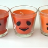 Halloween Pumpkin Candles