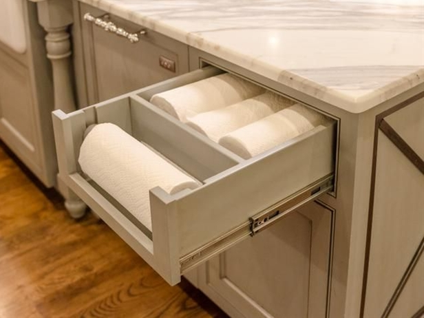 What Are You Going to Do in The Room?\n How Will It All Line Up?\n Group Functions Together\n Handy Side Sink\n Make Storage Elegant\n High-Tech Island\n Dishwasher Drawers\n Paper Towel Drawer\n Step Stool Hidden in Toe Kick\n Column Pull-Outs\n Cabinets Rest on Countertop\n Six Burners and a Griddle\n Add Personal Touches\n Continuity in Design\n Pretty and Practical\n