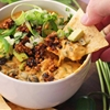 Fully Loaded Vegan Queso Dip