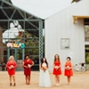 Handmade Bright and Eclectic Texas Wedding