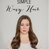 DIY Tutorial: Gorgeously Simple Wavy Hair