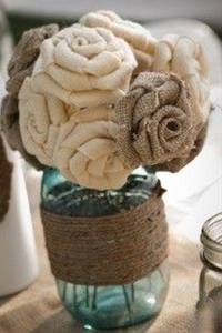 easy to make, and it lasts forever! Rosettes could also be used for a more masculine boutonniere.