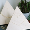 DIY PLYWOOD JEWELRY PYRAMID