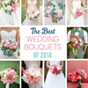 The Best Wedding Bouquets of 2014