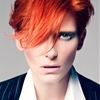 Tilda Swinton like david Bowie by Craig Mcdean for Vogue italia C'est super androgine !