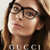 Nadja Bender Appears in Gucci Eyewear Fall 2014 Ad
