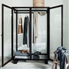 The New Transparency: 7 Glass-Fronted Closets and Wardrobes
