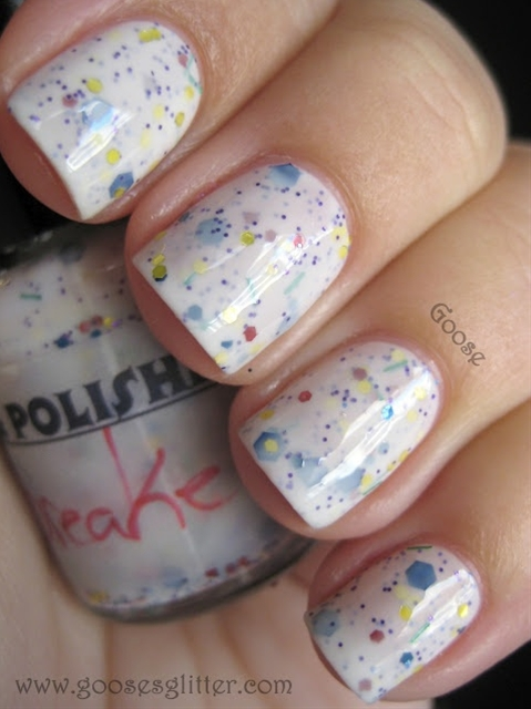 Goose's Glitter: Pretty & Polished - Jawbreaker