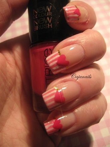 Whether you're searching for Valentines Day nails to impress your honey, or just some cute Valentines Day nail art ideas to keep you busy on a cold wintery day, I've got ya covered!