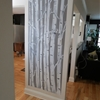 Before & After: Wall Goes From the Woods to Wood