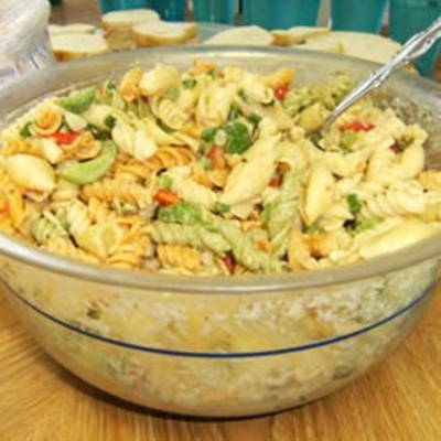 #recipe #food #cooking Simple Macaroni Salad