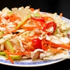 Spicy Cabbage Salad With Fish Sauce Dressing