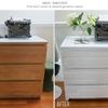 Malm Dresser Geometric Makeover
