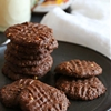EASY 5-Ingredient Nutella Almond Butter Cookies