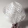 Accumulation Paper Structures by Christine Kim