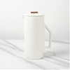 Beautiful Brew: The Ceramic French Press from Yield Design