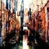 interference [overlapping the canals of Venice] by domenico...