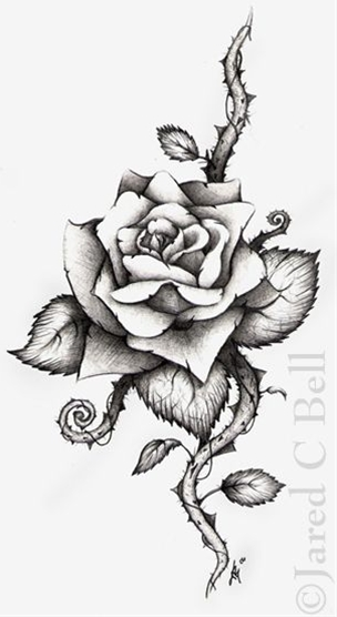 Love Rose by JaredCBell on Artician