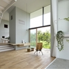 Lofty Aspirations in a Small House