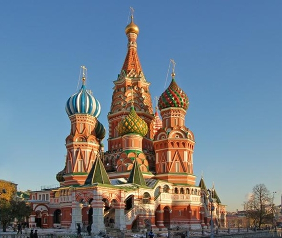 Moscow Kremlin, Russia - going here next year