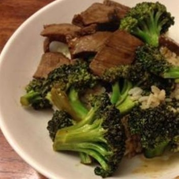 Restaurant Style Beef and Broccoli