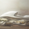 Zaha Hadid designs dune-inspired headquarters for environmental firm