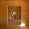 Pezo von Ellrichshausen's Casa Meri contains 10 matching rooms and no corridors