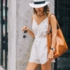 WARDROBE UPDATE: THE WHITE ROMPER