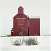 Grain Elevator No. 8Just when we thought the snow had...