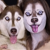 This makeup tutorial adds fuel to the argument that dog people are crazier than cat people.