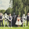 Nerd Alert! 13 Chic Star Wars-Themed Wedding Ideas