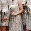 Photography – Tec Petaja Bridesmaid Dresses –Aidan Mattox for Neiman Marcus Flowers – The Nouveau Romantics