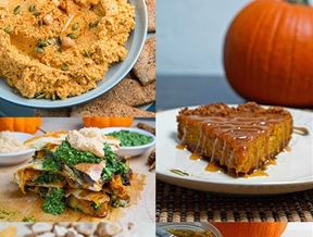 31 Pumpkin Recipes