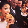 Oscars 2014 pizza moments!