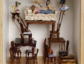 London designers create tiny dream rooms for Museum of Childhood exhibition
