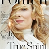 "Cate Blanchett Covers Porter Magazine, Says She's ""F***ing Proud"" of Emma Watson"