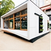 Prefabricated house in Melbourne's City Square can produce more energy than it uses