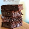 PB2 Flourless Chocolate Brownies
