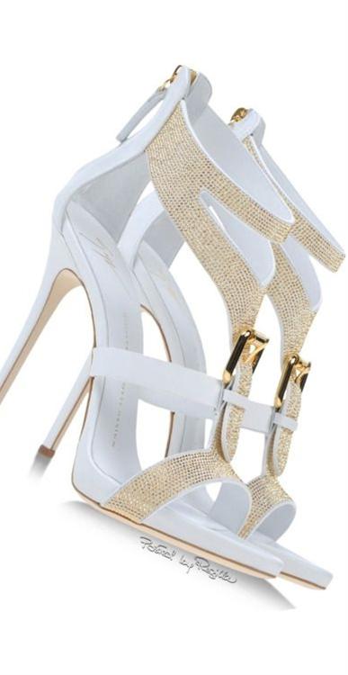 Giuseppe Zanotti White Sandals | Shoes CH
