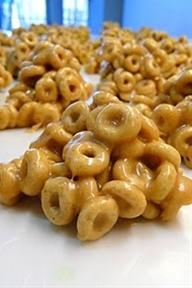peanutbutter cheerio clumpsss <3