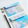 QUICK DIY: MAP ENVELOPES