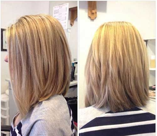 If you add some layers to your long bob, your hairdo will look more thicker and voluminous. Here you are the best ideas about long layered bob haircuts.