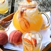 Recipe: Sparkling Spiked Peach Lemonade — The 10-Minute Happy Hour