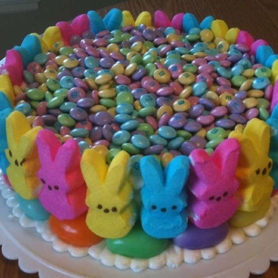 Happy Easter!!! Time to eat & drink till you pop!!! :-)