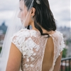 Chic Brooklyn Wedding with the NYC Skyline