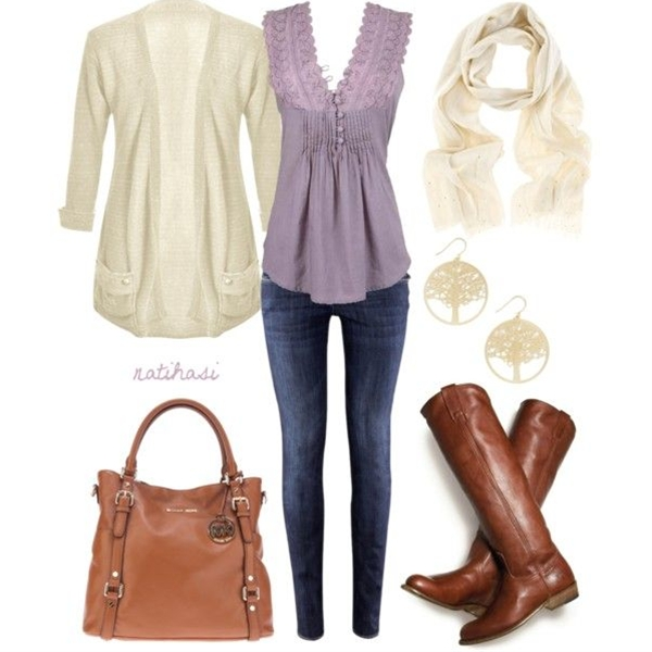 """Cute Spring Outfit"" by natihasi on Polyvore"