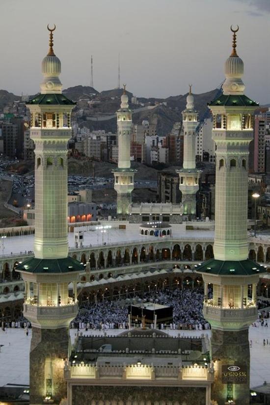 Masjid al-Haram, Saudi Arabia
