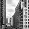 View Down Curtis Street. by Kendrick M Howard ...